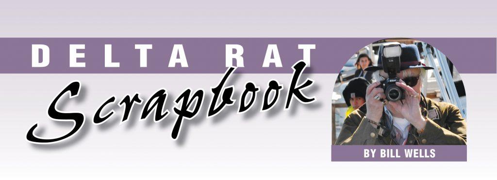 Delta Rat Scrapbook
