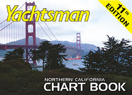 Yachtsman Chart Book Northern California