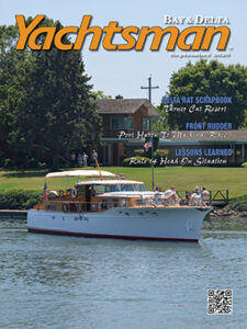 Bay & Delta Yachtsman September 2020 Cover