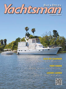 Bay & Delta Yachtsman August 2020 Cover