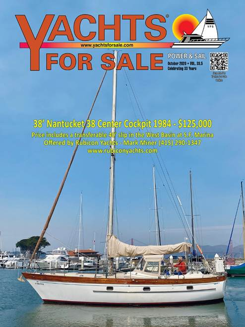 Yachts For Sale magazine